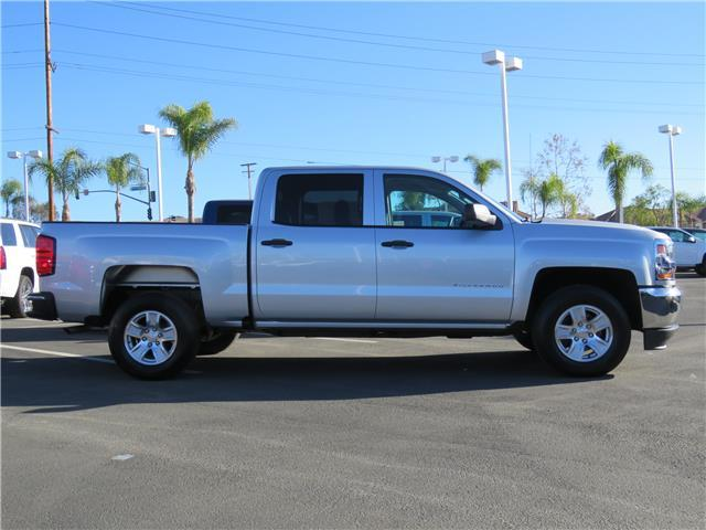 2018 Silverado 1500 Crew Cab, Pickup #T18305 - photo 4
