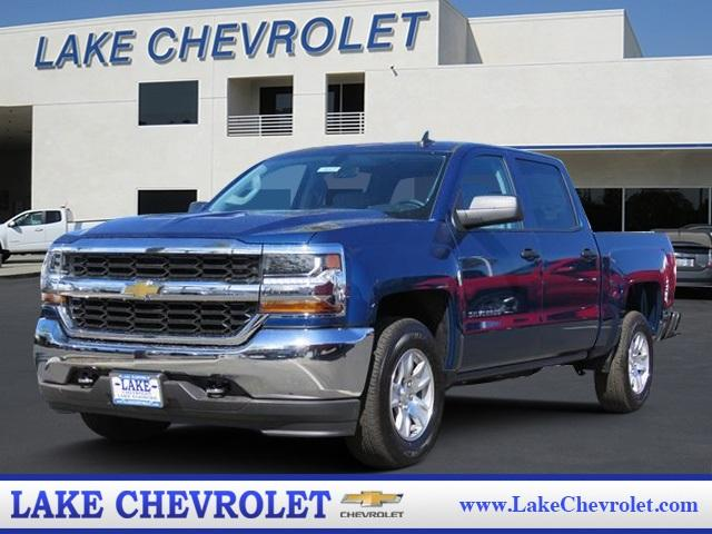 2018 Silverado 1500 Crew Cab 4x2,  Pickup #T18327 - photo 1
