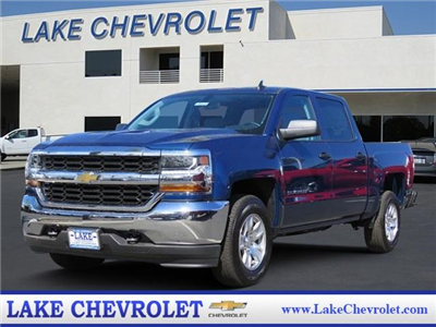 2018 Silverado 1500 Crew Cab, Pickup #T18327 - photo 1