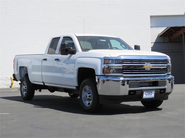 2018 Silverado 2500 Double Cab, Pickup #T18384 - photo 3