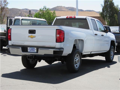 2018 Silverado 2500 Double Cab, Pickup #T18384 - photo 2