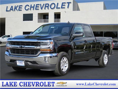 2018 Silverado 1500 Double Cab, Pickup #T18391 - photo 1