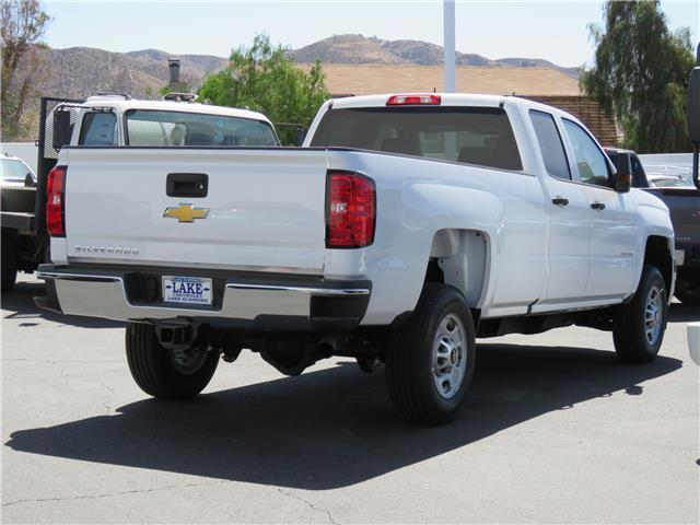 2018 Silverado 2500 Double Cab 4x2,  Pickup #T18400 - photo 2