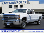 2018 Silverado 2500 Double Cab 4x2,  Pickup #T18400 - photo 1
