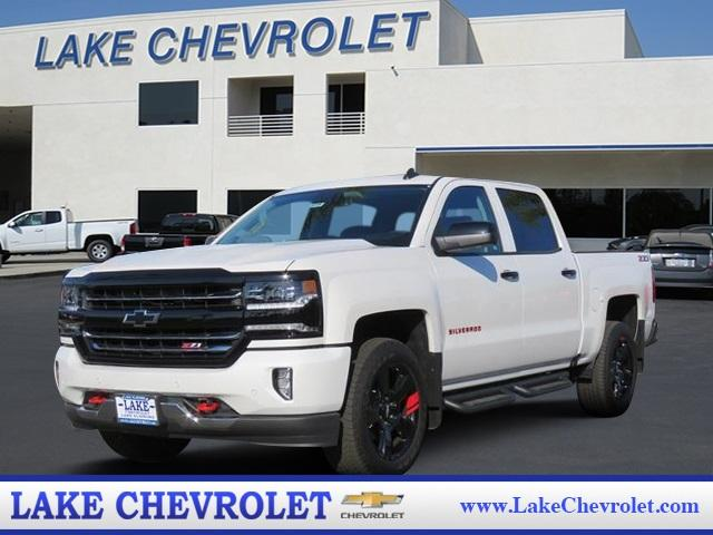 2018 Silverado 1500 Crew Cab 4x4, Pickup #T18418 - photo 1