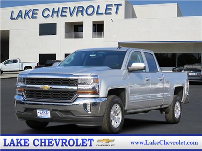 2018 Silverado 1500 Double Cab, Pickup #T18422 - photo 1