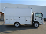 2018 LCF 4500 Regular Cab,  Supreme Spartan Service Utility Van #T18440 - photo 2