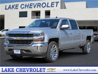 2018 Silverado 1500 Crew Cab,  Pickup #T18466 - photo 1