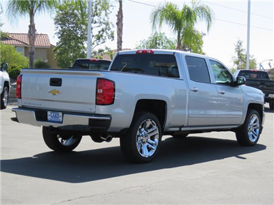 2018 Silverado 1500 Crew Cab,  Pickup #T18466 - photo 2