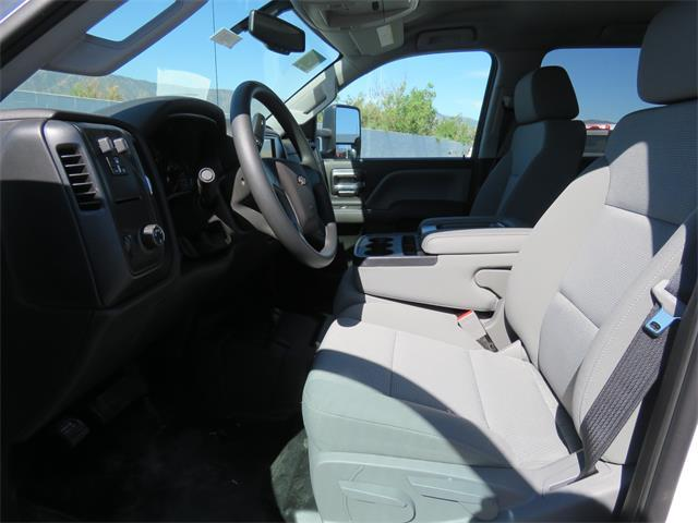 2018 Silverado 3500 Crew Cab DRW 4x4,  Harbor Service Body #T18481 - photo 8