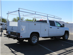 2018 Silverado 3500 Crew Cab DRW 4x4,  Harbor Service Body #T18481 - photo 1
