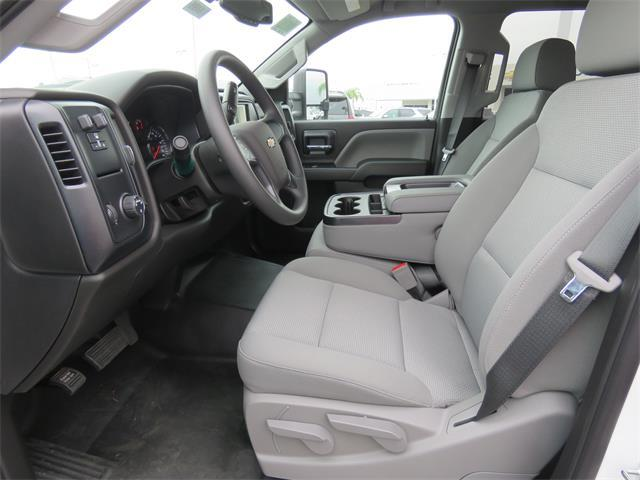 2018 Silverado 3500 Crew Cab DRW 4x2,  Harbor Standard Contractor Body #T18499 - photo 8