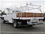 2018 Silverado 3500 Crew Cab DRW 4x2,  Harbor Standard Contractor Body #T18499 - photo 2