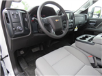 2018 Silverado 3500 Crew Cab DRW 4x2,  Harbor Standard Contractor Body #T18499 - photo 9