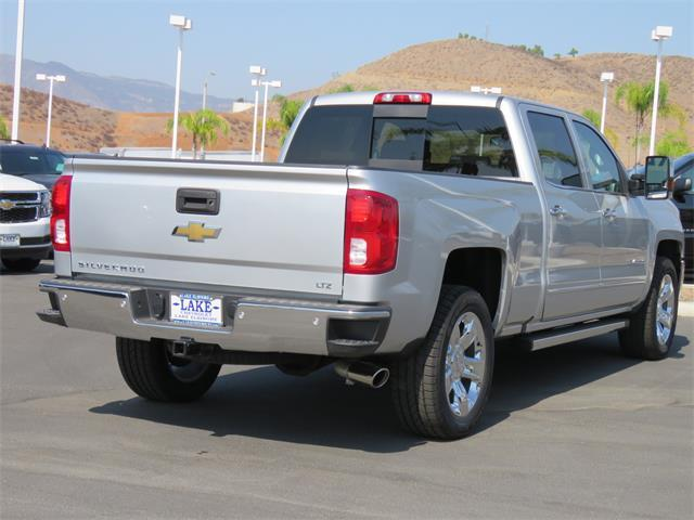 2018 Silverado 1500 Crew Cab 4x2,  Pickup #T18518 - photo 2