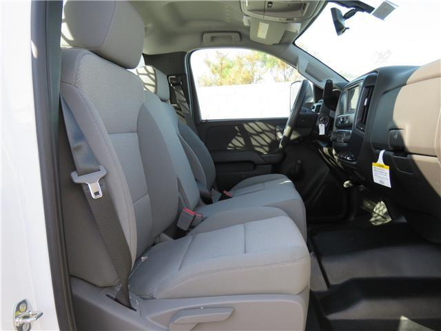 2018 Silverado 3500 Regular Cab DRW 4x2,  Royal Contractor Body #T18525 - photo 5