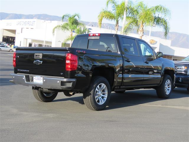 2018 Silverado 1500 Crew Cab 4x4,  Pickup #T18531 - photo 2