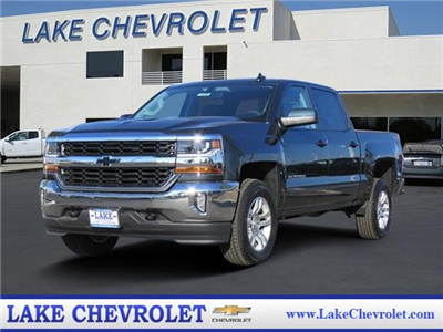 2018 Silverado 1500 Crew Cab 4x4,  Pickup #T18540 - photo 1