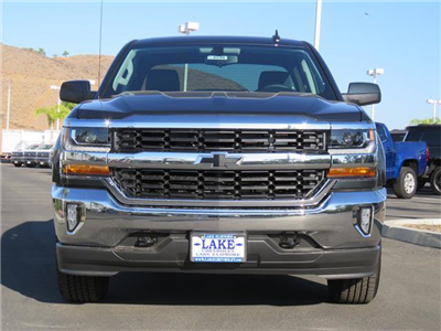 2018 Silverado 1500 Crew Cab 4x4,  Pickup #T18540 - photo 3