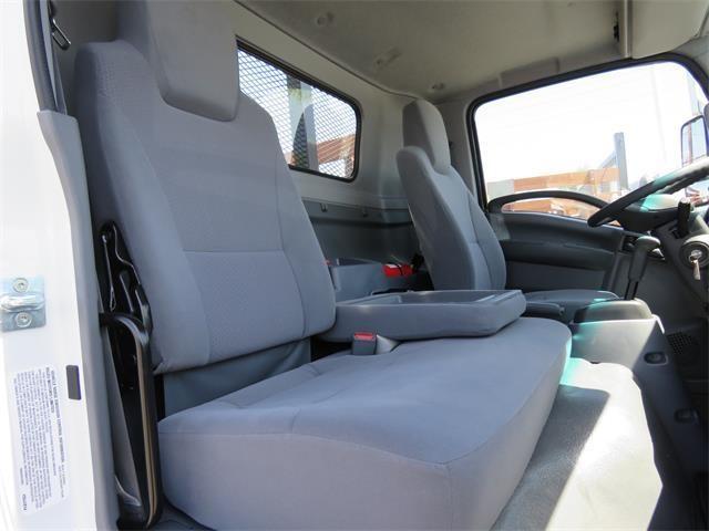 2018 LCF 4500 Regular Cab 4x2,  Martin Stake Bed #T18547 - photo 6