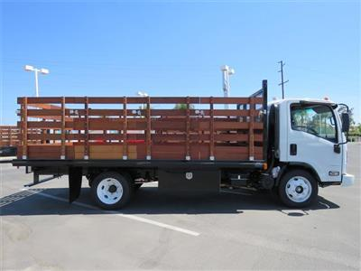 2018 LCF 4500 Regular Cab,  Martin's Quality Truck Body Stake Bed #T18547 - photo 5