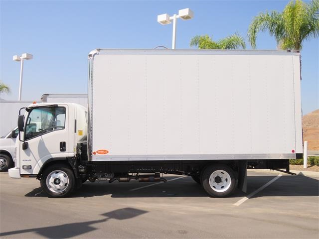 2018 LCF 4500 Regular Cab 4x2,  Delta Stag Dry Freight #T18548 - photo 1