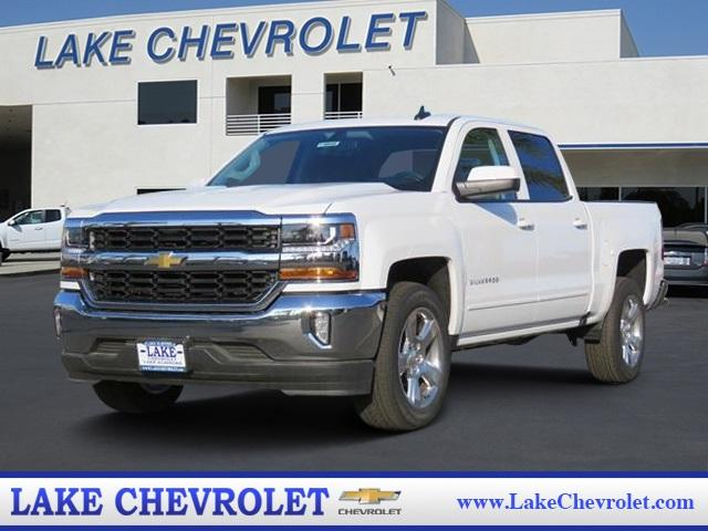 2018 Silverado 1500 Crew Cab 4x2,  Pickup #T18555 - photo 1
