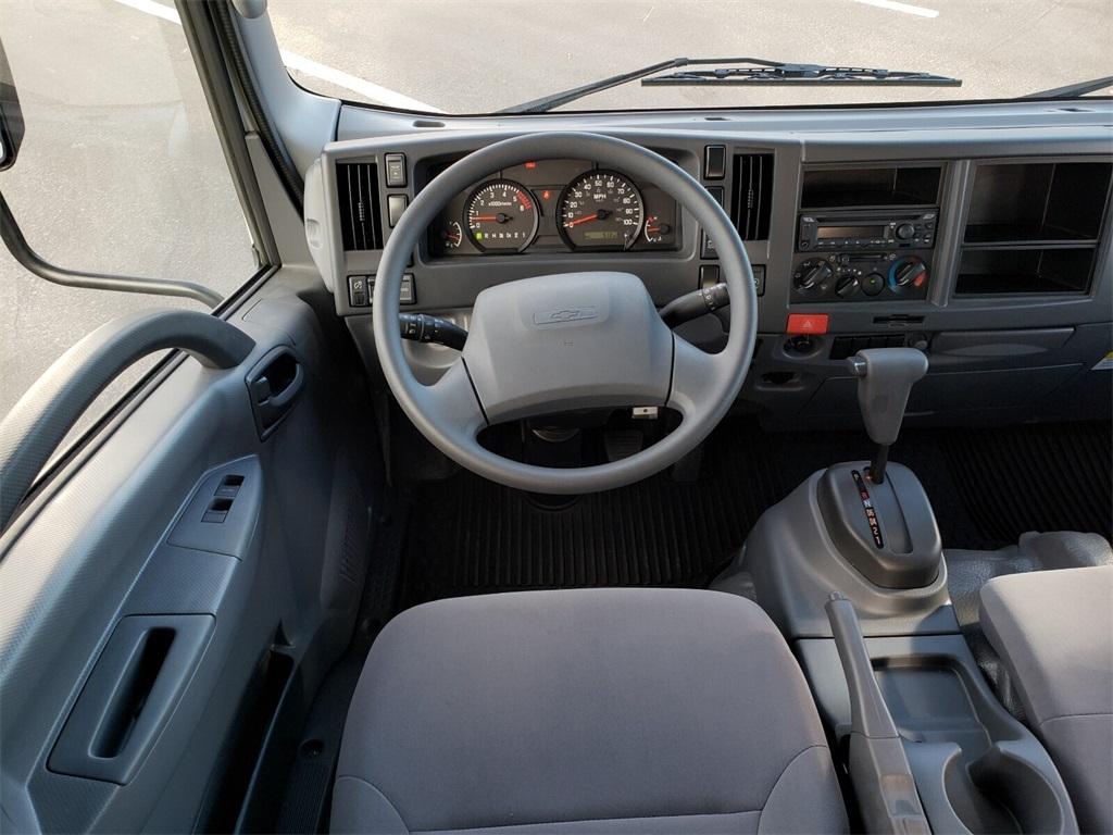 2018 Chevrolet LCF 4500 Crew Cab 4x2, Metro Truck Body Stake Bed #T18560 - photo 1