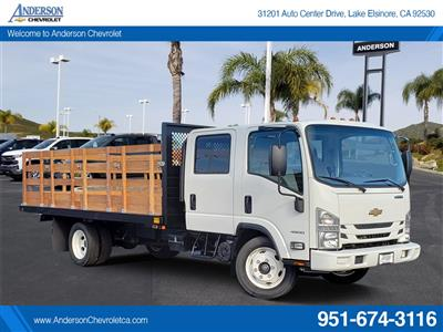 2018 LCF 4500 Crew Cab 4x2,  Cab Chassis #T18560 - photo 1