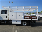 2019 LCF 4500HD Crew Cab,  Martin's Quality Truck Body Contractor Body #T19000 - photo 3