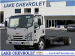 2019 LCF 5500XD Regular Cab,  Cab Chassis #T19002 - photo 1