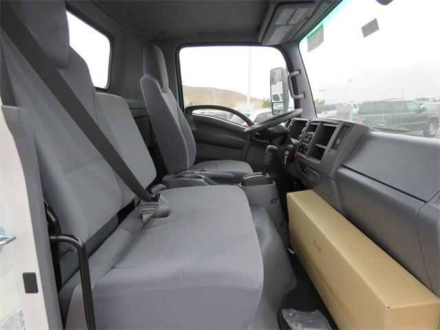 2019 LCF 5500XD Regular Cab,  Martin's Quality Truck Body Stake Bed #T19003 - photo 5