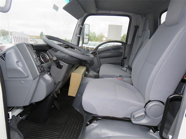 2019 LCF 5500XD Regular Cab,  Martin's Quality Truck Body Stake Bed #T19003 - photo 7