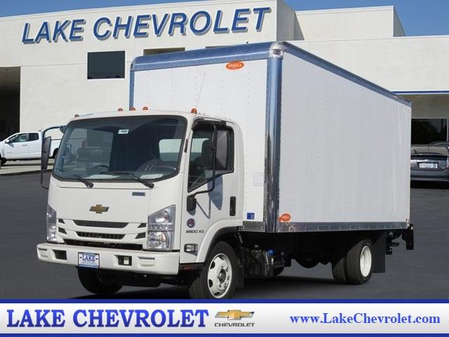2019 LCF 5500XD Regular Cab,  Delta Stag Dry Freight #T19004 - photo 1