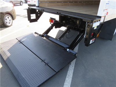 2019 LCF 5500XD Regular Cab,  Delta Stag Dry Freight #T19004 - photo 4