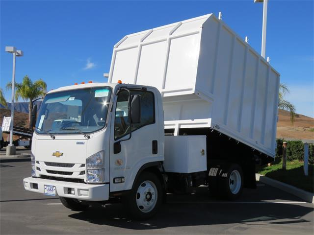 2019 LCF 5500XD Regular Cab,  Martin's Quality Truck Body Chipper Body #T19007 - photo 3