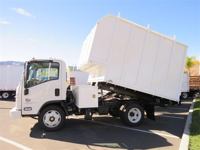 2019 LCF 5500XD Regular Cab,  Martin's Quality Truck Body Chipper Body #T19007 - photo 4