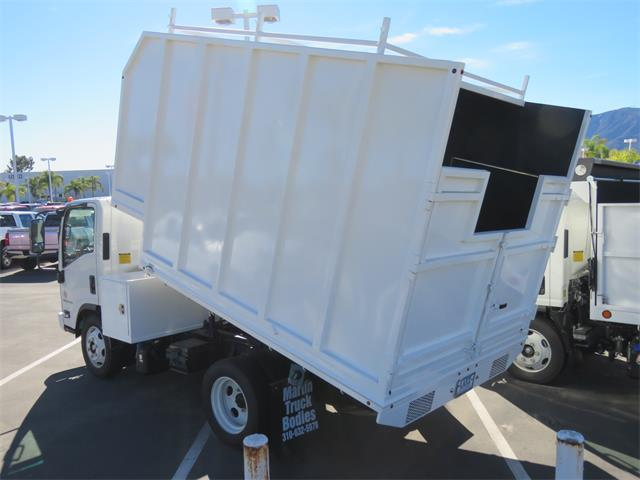 2019 LCF 5500XD Regular Cab,  Martin's Quality Truck Body Chipper Body #T19007 - photo 2