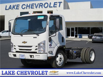 2019 LCF 5500XD Regular Cab,  Cab Chassis #T19007 - photo 1