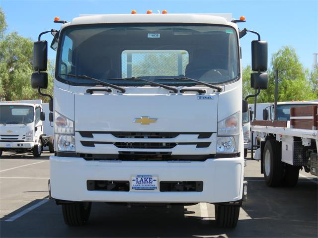 2019 LCF 6500XD Regular Cab,  Martin's Quality Truck Body Platform Body #T19038 - photo 3
