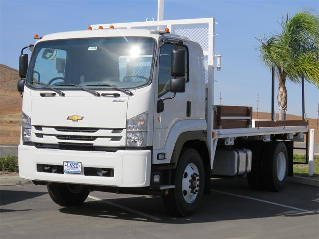 2019 LCF 6500XD Regular Cab,  Martin's Quality Truck Body Platform Body #T19038 - photo 9