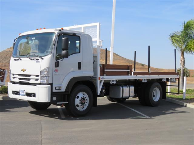 2019 LCF 6500XD Regular Cab,  Martin's Quality Truck Body Platform Body #T19038 - photo 4