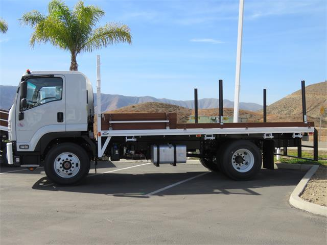 2019 LCF 6500XD Regular Cab,  Martin's Quality Truck Body Platform Body #T19038 - photo 5