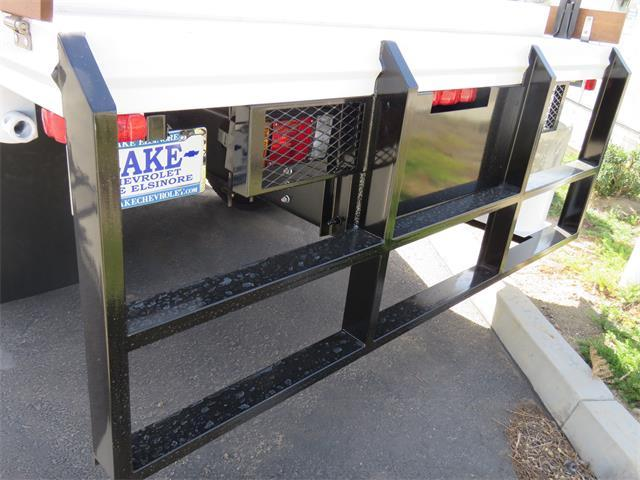 2019 LCF 6500XD Regular Cab,  Martin's Quality Truck Body Platform Body #T19038 - photo 6