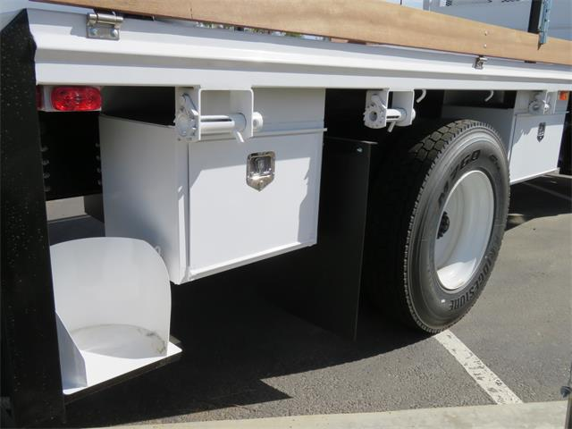 2019 LCF 6500XD Regular Cab,  Martin's Quality Truck Body Platform Body #T19038 - photo 10