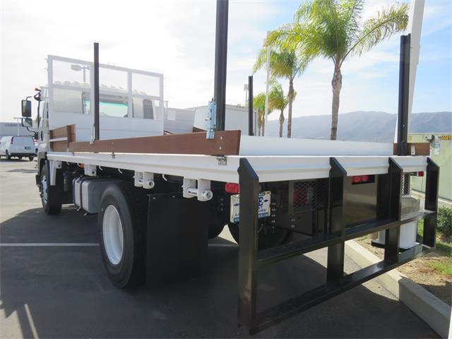 2019 LCF 6500XD Regular Cab,  Martin's Quality Truck Body Platform Body #T19038 - photo 13