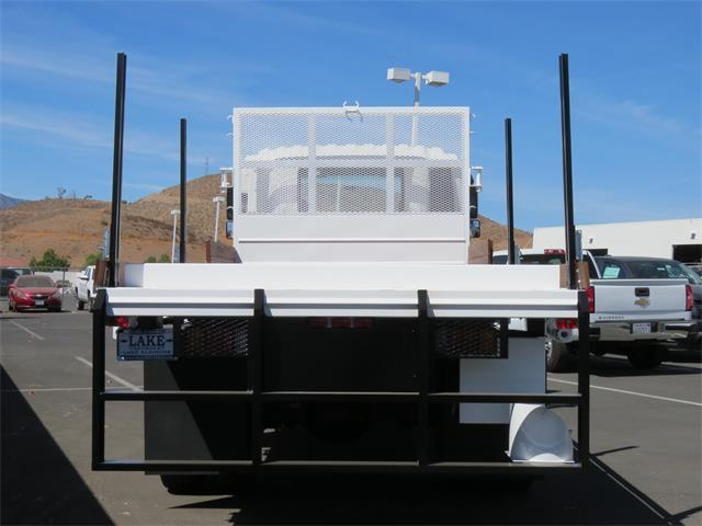 2019 LCF 6500XD Regular Cab,  Martin's Quality Truck Body Platform Body #T19039 - photo 4