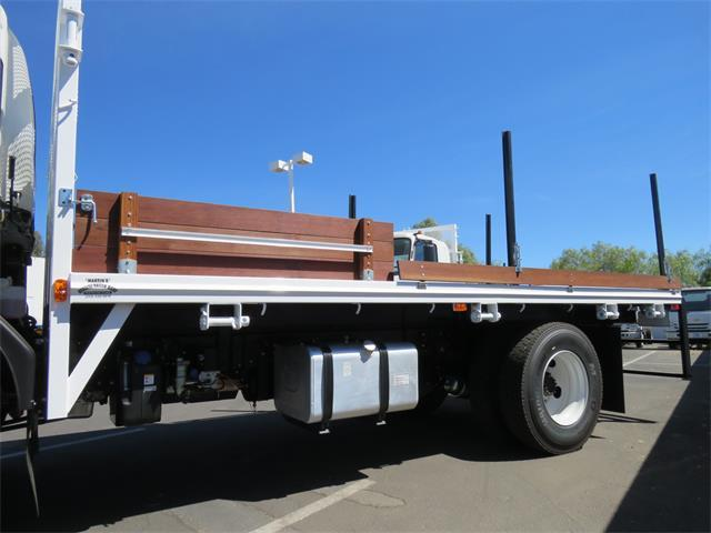 2019 LCF 6500XD Regular Cab,  Martin's Quality Truck Body Platform Body #T19039 - photo 8