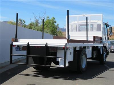 2019 LCF 6500XD Regular Cab,  Martin's Quality Truck Body Platform Body #T19039 - photo 2