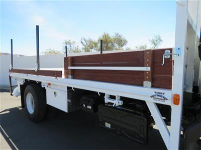 2019 LCF 6500XD Regular Cab,  Martin's Quality Truck Body Platform Body #T19039 - photo 6